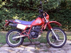 HONDA 350-XLR