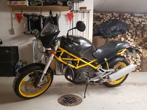 DUCATI MONSTER DARK 600