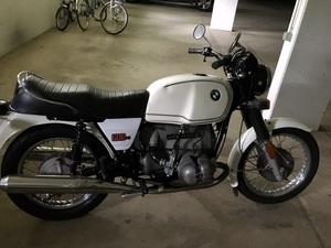 BMW R60/6  600