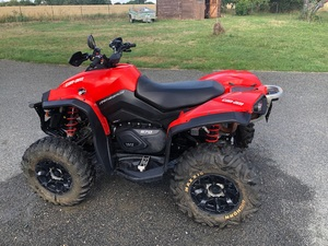 CAN AM  RENEGADE 570