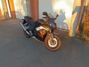 DAELIM 250 ROADSPORT FI
