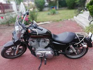 HARLEY DAVIDSON 883 XL SUPER LOW