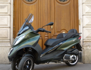 PIAGGIO MP3 300 IE SPORT ABS/ASR